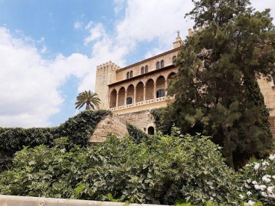 Catedral la Seu in Palma de Mallorca - Kathedralen, Spanien