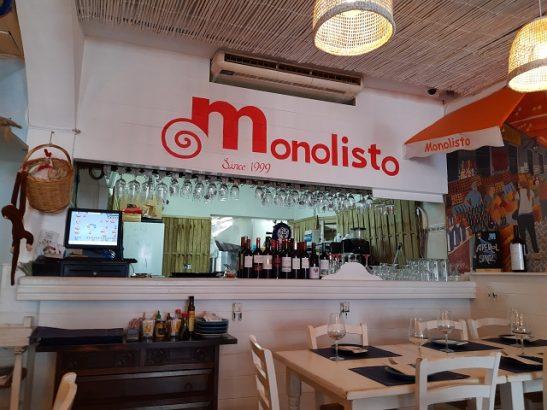 Monolisto, Restaurant, Spanien, Palma, Thai Küche