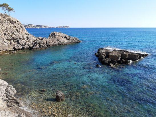 Playa Romana in Peguera Mallorca