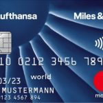 Miles and More Mastarcard Blue