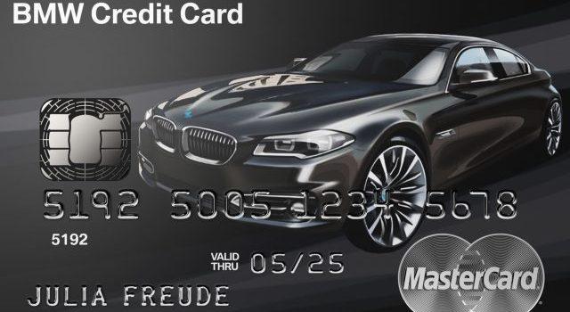 BMW Kreditkarte - Was ist eine Mastercard?