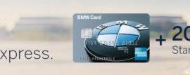 Amex BMW Card
