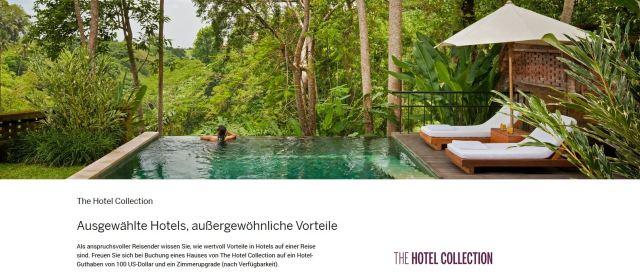 Amex Platinum Card Hotel Benefits