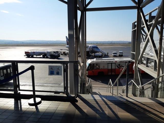 Aegean Business Lounge direkt zum Flugzeug - mit Aegean Airlines fliegen