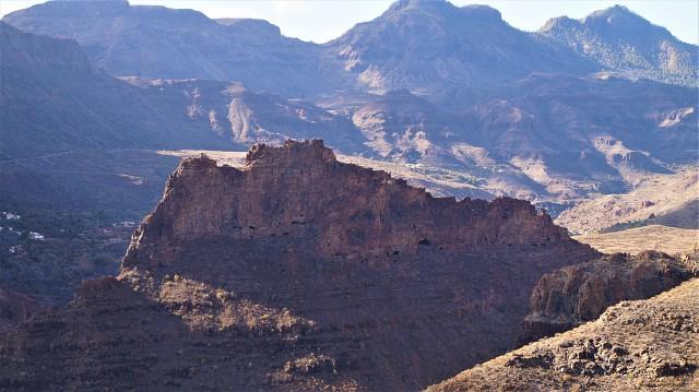 Festung von Ansite Gran Canaria