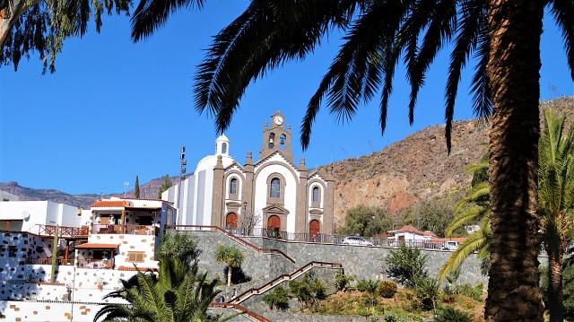 Santa Lucia ist eine kleine Gemeinde auf Gran Canaria