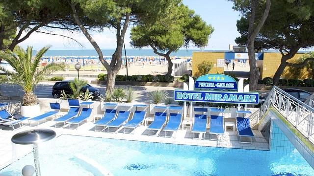 die besten Strandhotels - Hotel Miramare