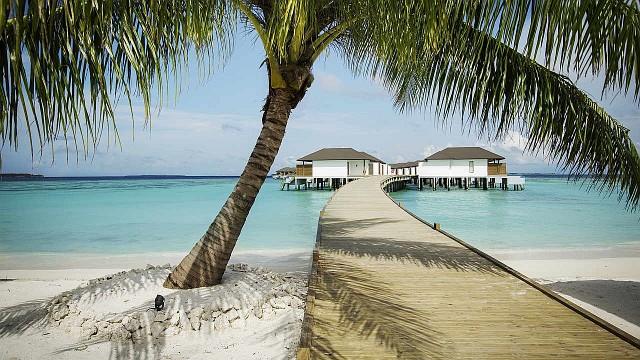 Das Robinson Club Noonu ist der Gewinner der besten Strandhotels