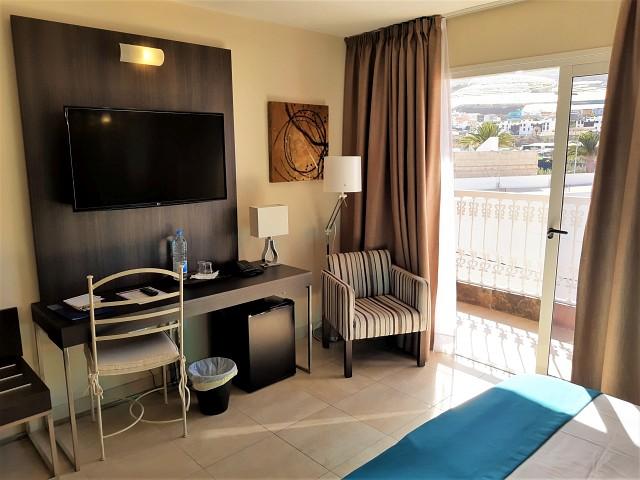 Zimmer im Hotel La Aldea Suites