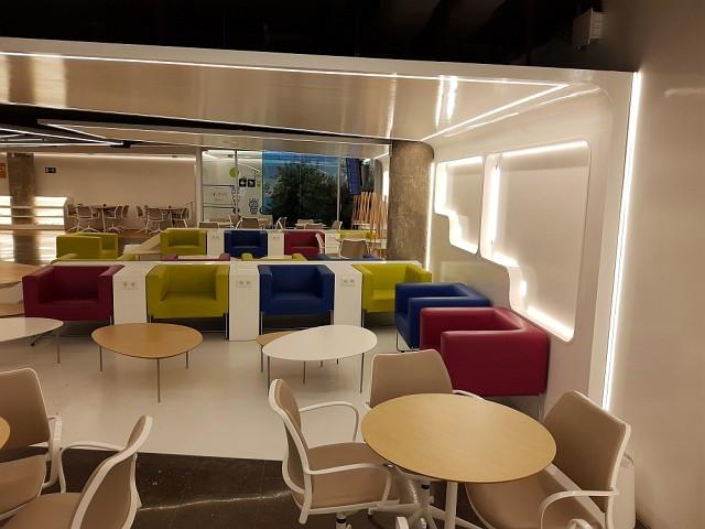 Ausruhen in der Lounge von Mallorca