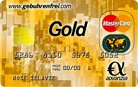 gebührenfreie Mastercard