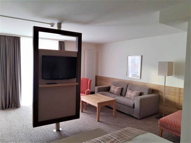 Fernseher im Holiday Inn Nürnberg