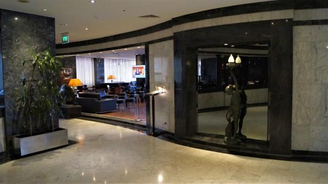Restaurant im Radisson Hotel Lissabon