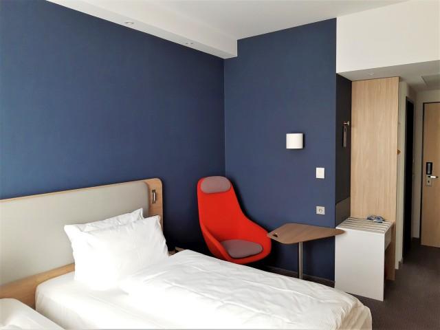 Betten im Holiday Inn Express Trier