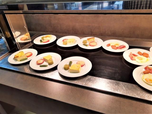 warme Küche im ibis Styles Heraklion