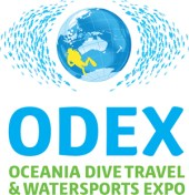 ODEX Oceania Dive Travel & Watersports Expo logo