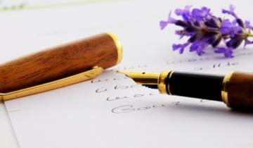 как писать письмо на английском