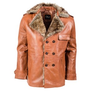 Macoona Leather Jacket