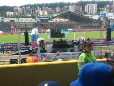 el estadio nacional