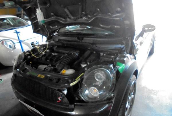 BMWミニ クラブマン クーパーS RECS施工