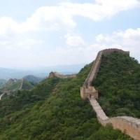 La muraille de Chine, de Jinshanling à Simataï