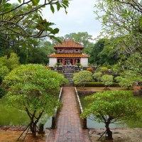 Hué, le centre du Vietnam