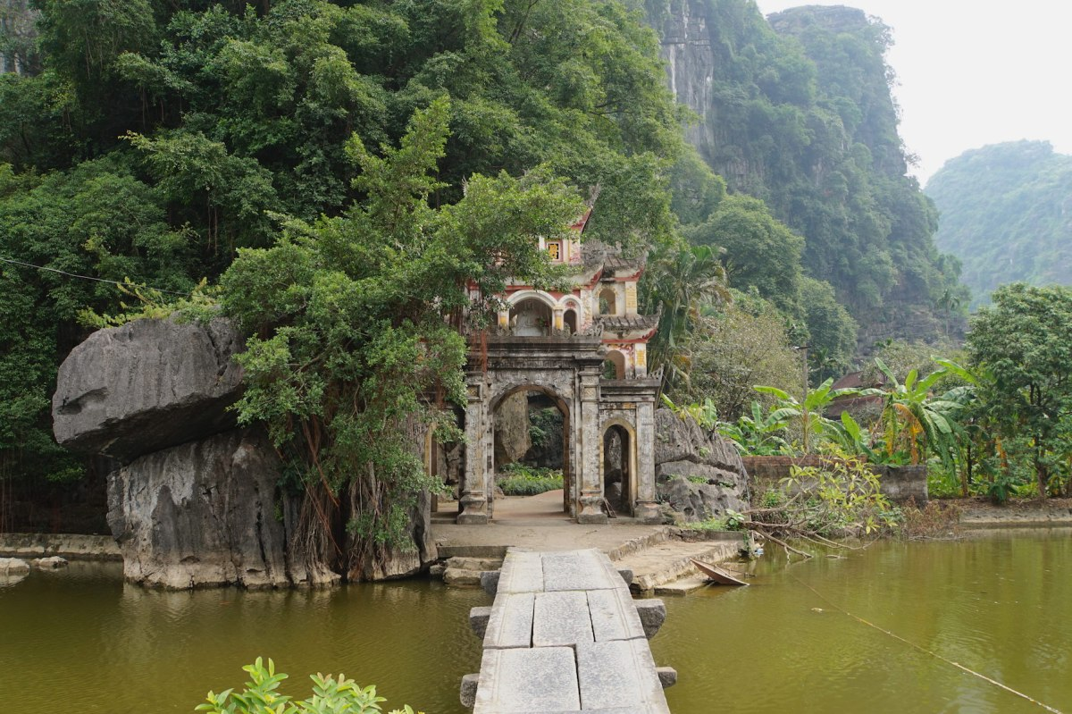 Découvrir Tam Coc (Ninh Binh)