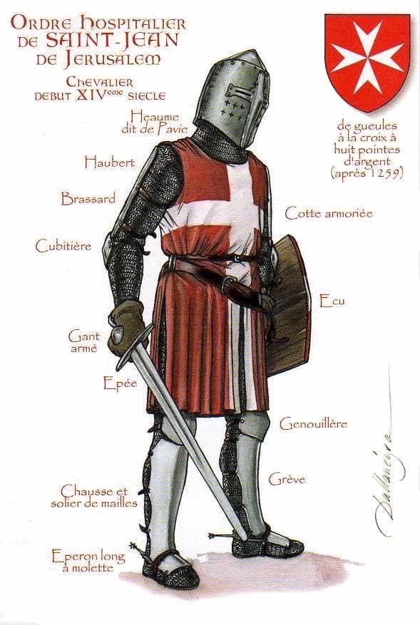 Devenir Chevalier De L Ordre De Malte : devenir, chevalier, ordre, malte, L'Ordre, Malte, Aufildelapensée
