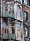 Décor Art Nouveau Balcon