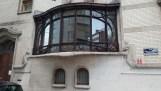 Décor Art Nouveau Bruxelles Maison Hiboux