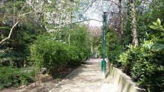 Coulee verte Paris Verdure