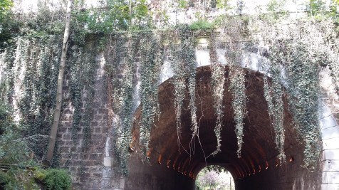 Coulee verte Paris Viaduc tunel