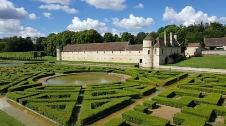 Domaine Villarceaux jardin (2)