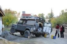Diesel raus