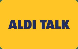 aldi talk online aufladen