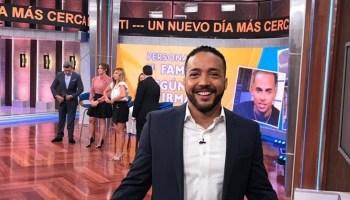 Douglas Bernal en Telemundo