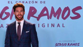 documental de Sergio Ramos por Amazon Prime