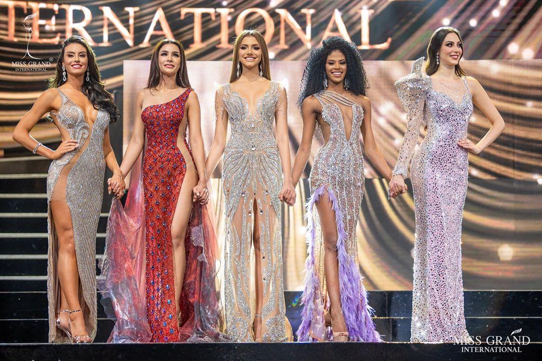 Valentina Figuera gana el Miss Grand Internacional 2019