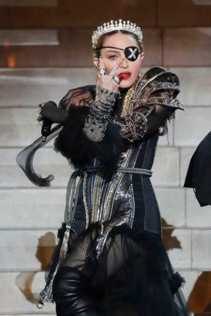 Madonna Tour 2020