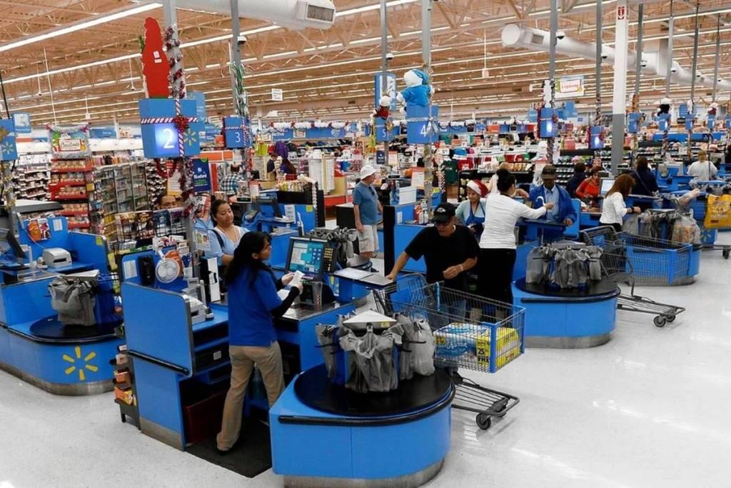 Walmart autoservicio
