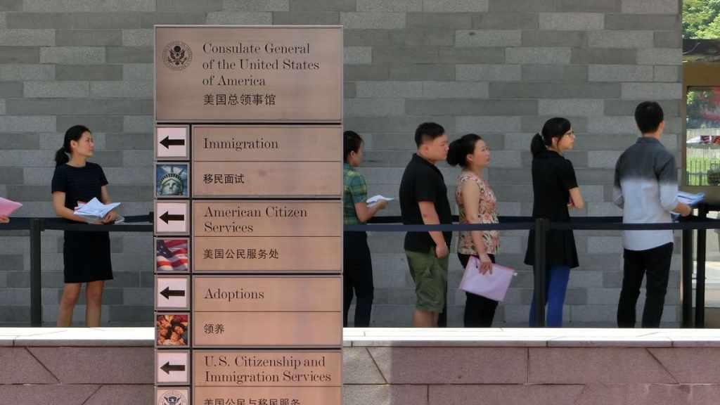 cuándo abren las embajadas de Estados Unidos