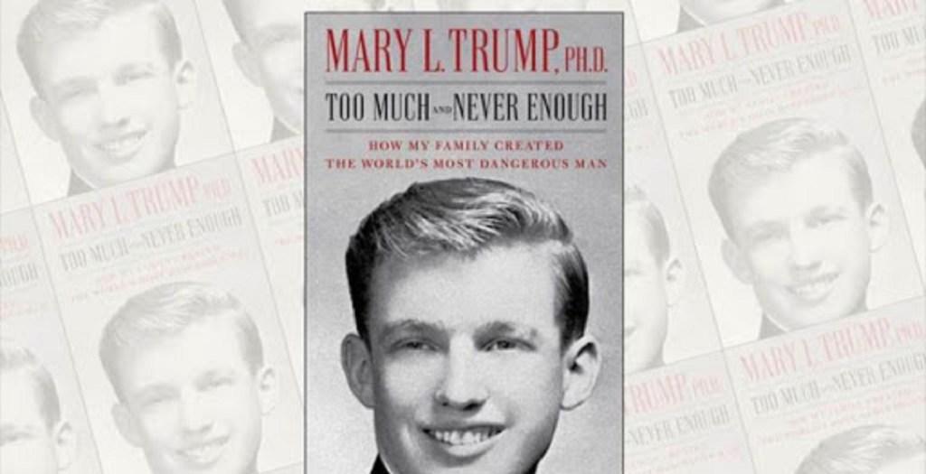 Libro sobre Donald Trump