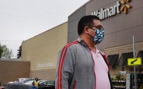 Walmart mascarillas