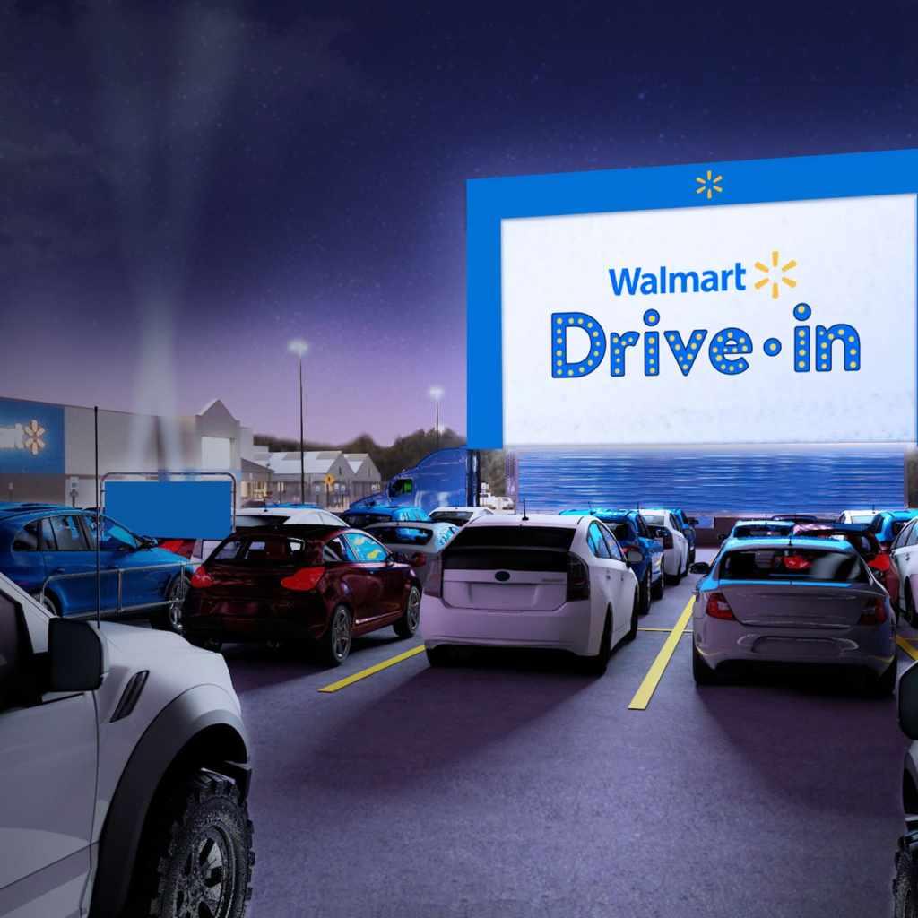 autocine Walmart USA