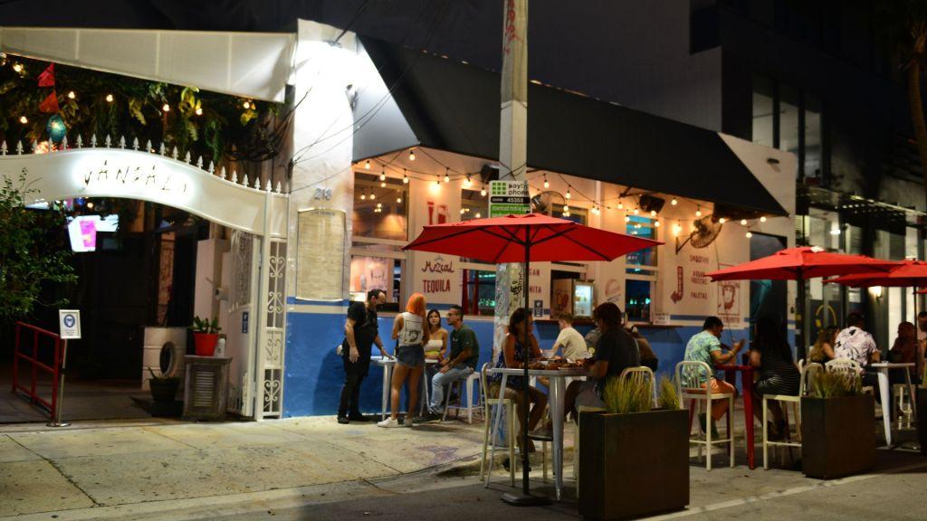 Bares de Miami-Dade