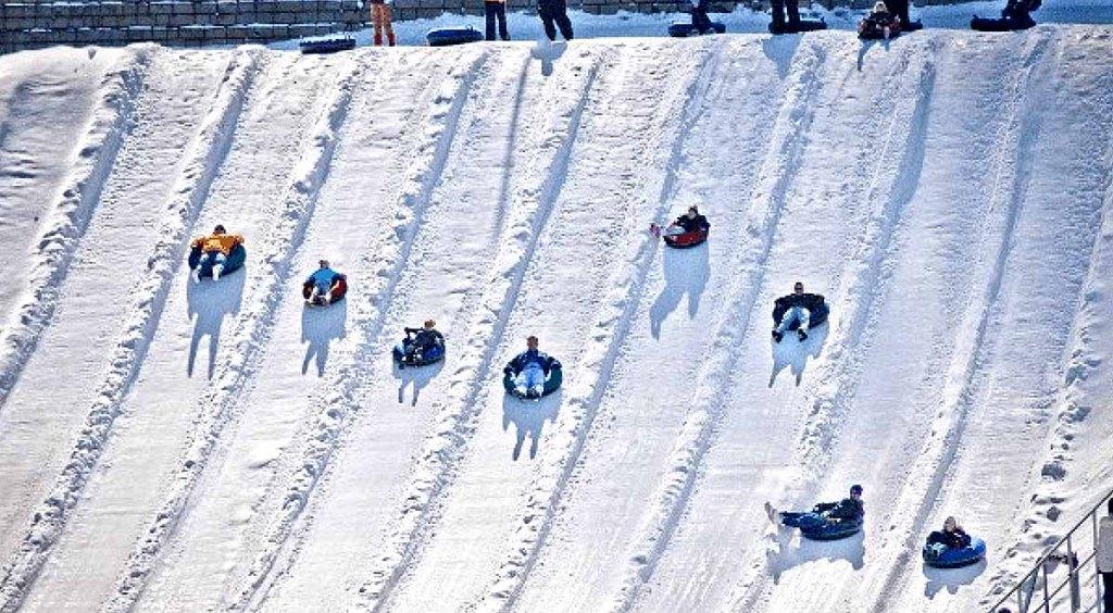 Parque de nieve alpino Snowcat Ridge
