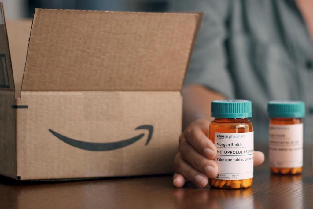 amazon farmacia on line