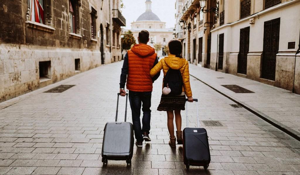 viajar felicidad