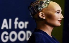 Sophia-Robot-Inteligente