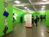 HELIUM – Goldrausch 2014, Ausstellungsansicht Eingangsbereich © Foto Anna-Maria Weber
